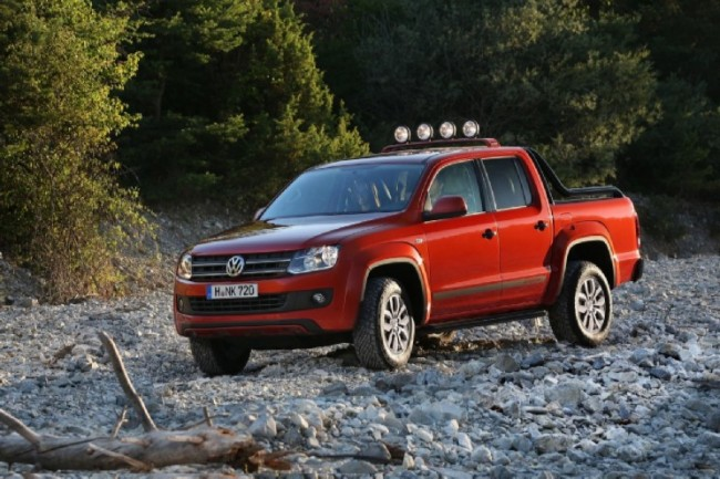 Volkswagen Amarok Canyon Special Edition