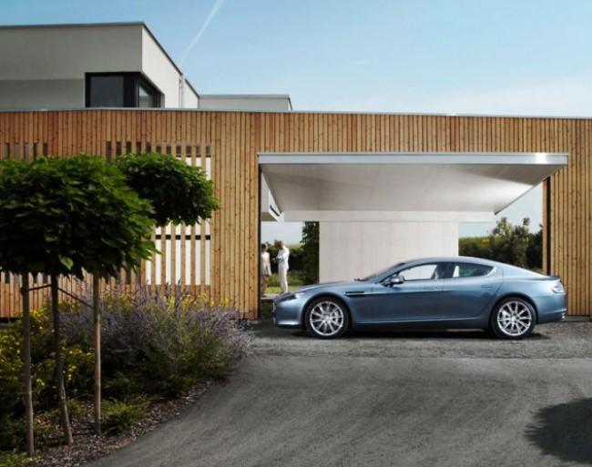 Nuevo concesionario de Aston Martin: Viva la crisis