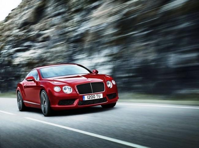 Nuevo V8 para los Bentley Continental GT y GTC