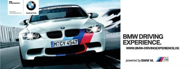 Bridgestone, proveedor exclusivo de la BMW Driving Experience