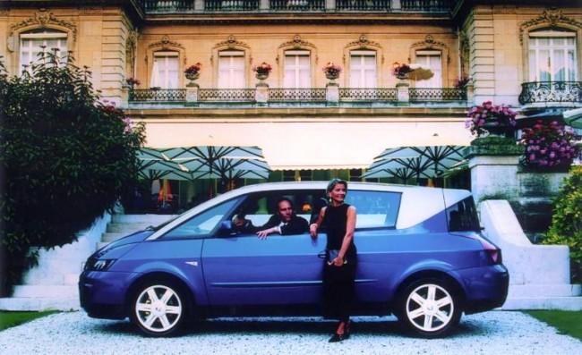 10 años desde la llegada del Renault Avantime: El mito de un imposible