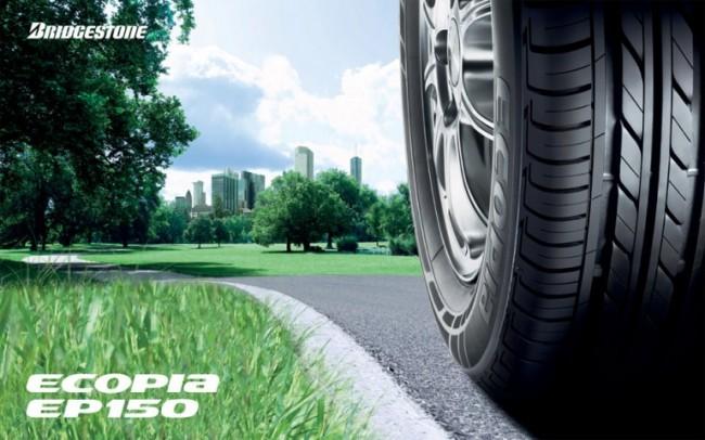 Bridgestone mejora el Ecopia: menos consumos, menos emisiones