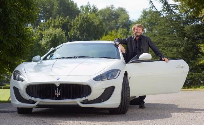 Maserati GranTurismo Sport y Bulgari, juntos en Londres