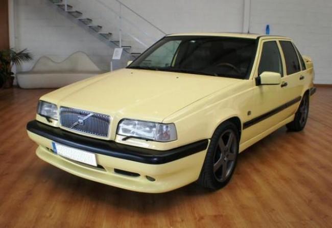 Volvo 850 T5-R: Ser el primero