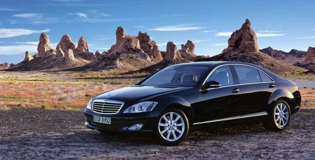 Mercedes recorta la producción del Clase S