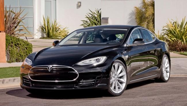 Nuevo Tesla S para 2012: el Panamera de Tesla