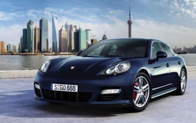 Se confirma la producción del Porsche Pajun