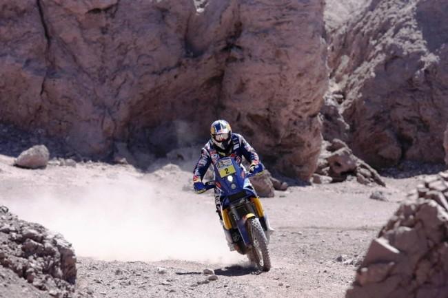 Michelín Desert Race: el neumático del Dakar 2012