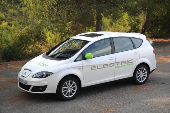 Seat fabrica su primer vehículo 100% eléctrico