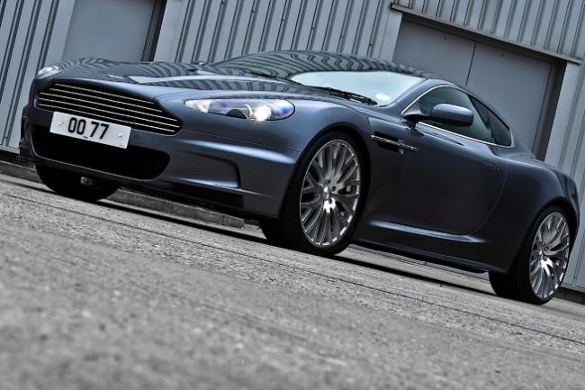 Nuevo DBS Casino Royale: Lo que Kahn Design cree que debe ser un Aston Martin