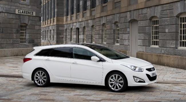 Hyundai continua su carrera: Ahora el nuevo i40