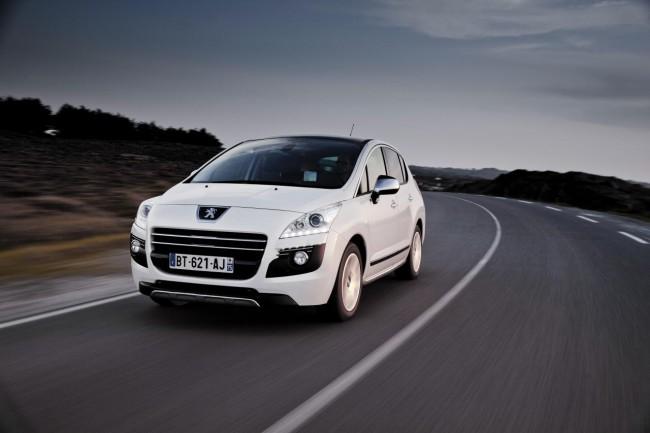 Nuevo Peugeot 3008 HYbrid4: El premiado