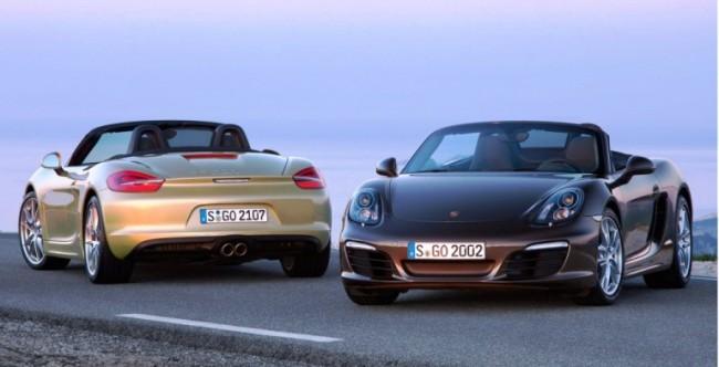 """Nuevo Porsche Boxster: """"El Roadster"""""""