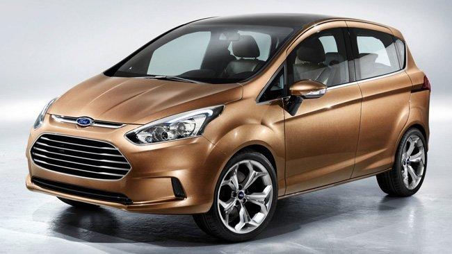 Ford B-Max: Ciudadano ejemplar