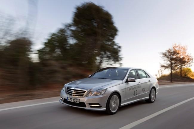 Nuevo Mercedes E300 BlueTEC HYBRID: La Clase E Híbrida
