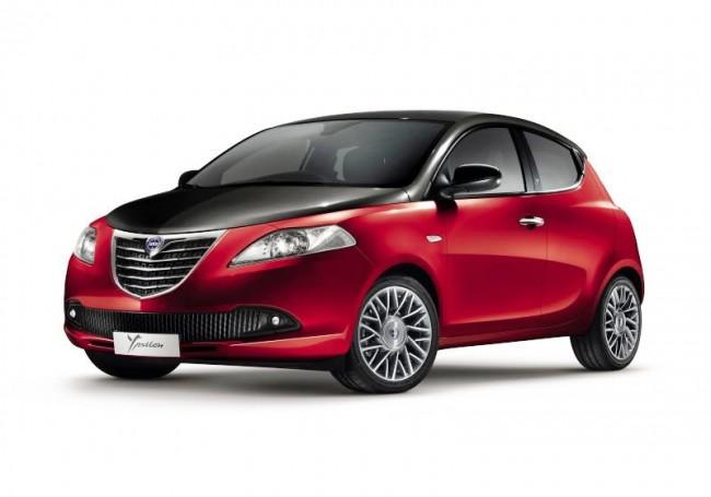 """Nuevo Lancia Ypsilon Black&Red: Por los fueros del """"Elefantino"""""""