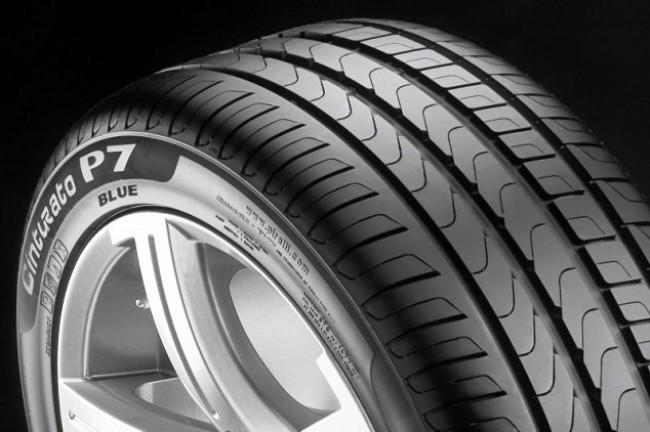 Pirelli presenta el nuevo Cinturato P7 Blue