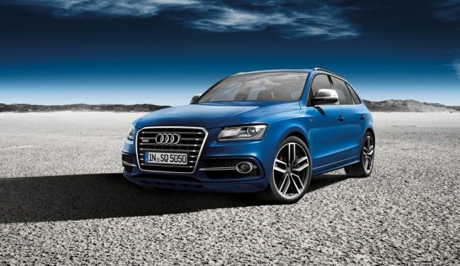 París se prepara para recibir al nuevo Audi SQ5 TDI Concept