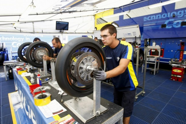Los neumáticos MICHELIN Power Slick C y Power Slick +D, arrasan