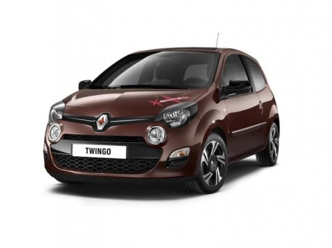 Nuevo Renault Twingo Mauboussin «Edición Limitada»