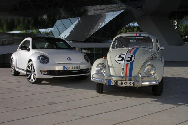 Viaje en el tiempo a la historia del Volkswagen Beetle