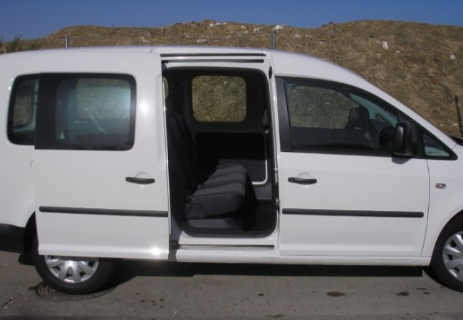 Probamos el Volkswagen Caddy Maxi 1.6 TDI Bluemotion (Parte II)