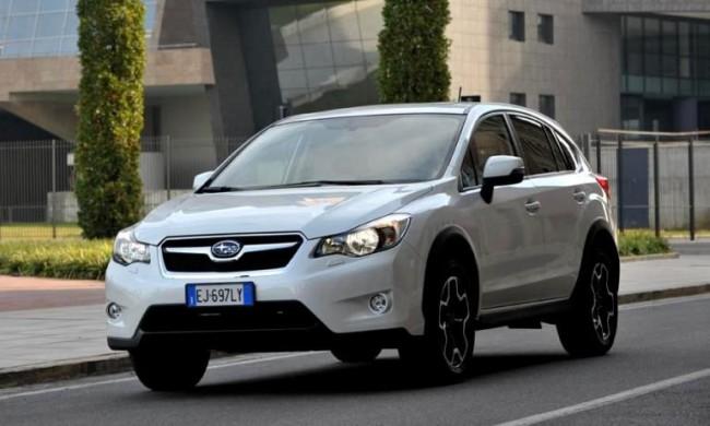 Nuevo Subaru XV: reaparición en Nueva York