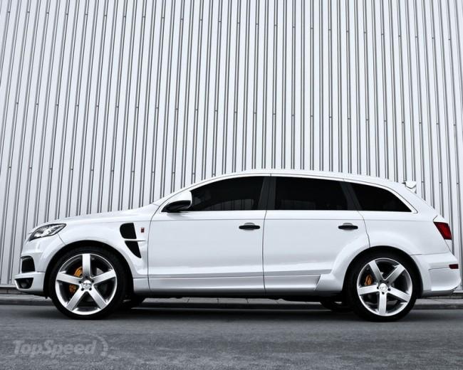 Preparación Kahn Design para el Audi Q7 3.0TDI S-Line