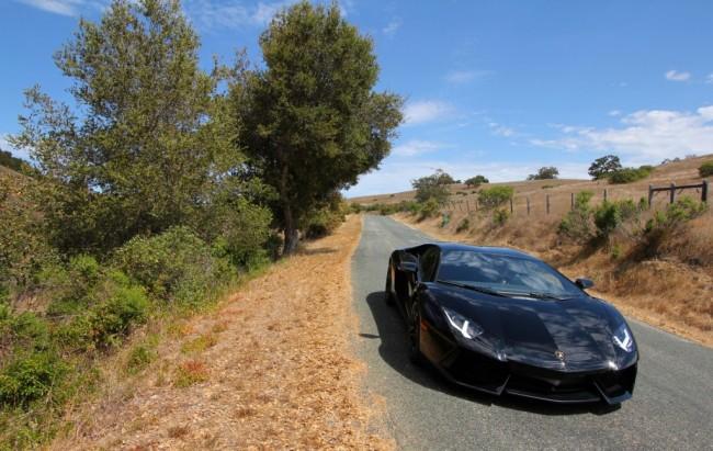 Descubriendo el Lamborghini Aventador