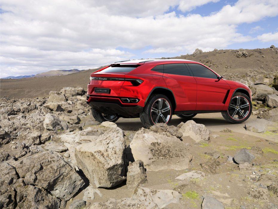 Lamborghini Urus, un SUV con carácter