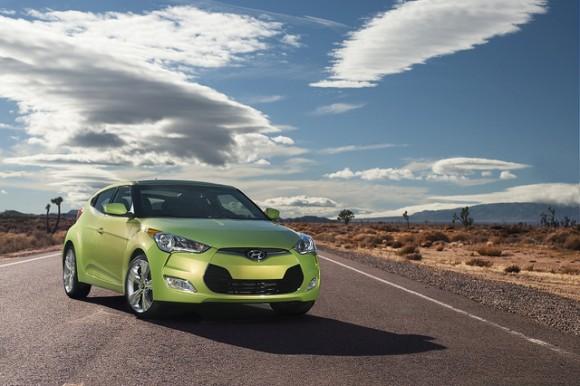 Un Hyundai con aires de deportivo, el nuevo Veloster
