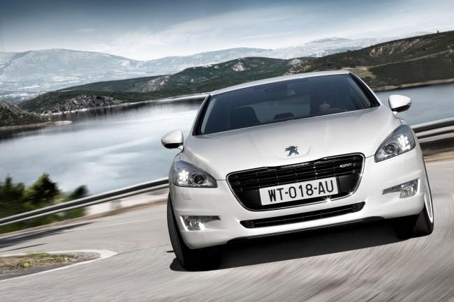 Peugeot 508, Coche del Año 2012 en Portugal
