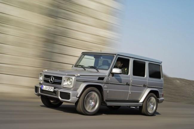 Mercedes G63 y G65 AMG: Despropósito a la americana