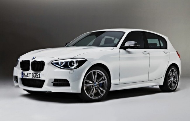 BMW M135i para finales de 2012
