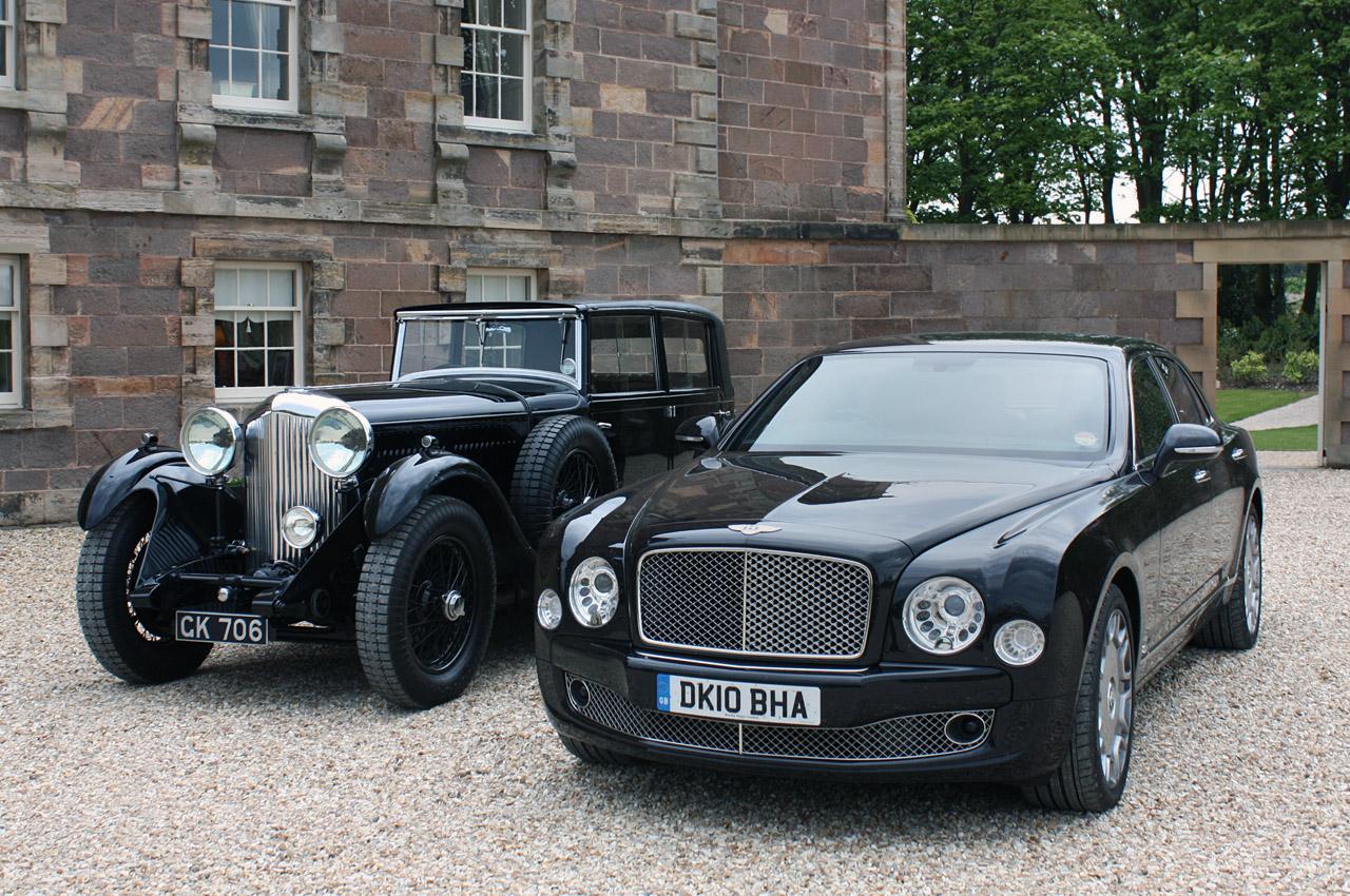 Motores W12 y V12 TDI para el futuro SUV de Bentley