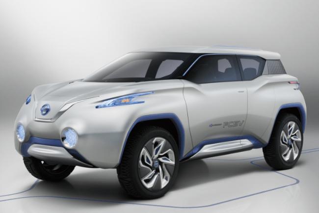 Ni emisiones ni límites: Concept Nissan Terra