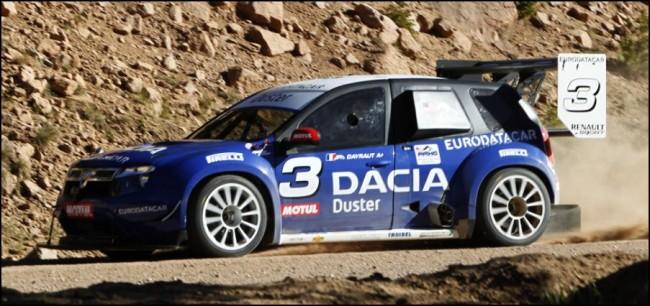 El Dacia Duster No Limit pisará tierras francesas