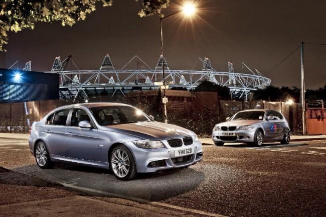 """BMW edición """"London 2012 Performance"""" para los Serie 1 y Serie 3"""