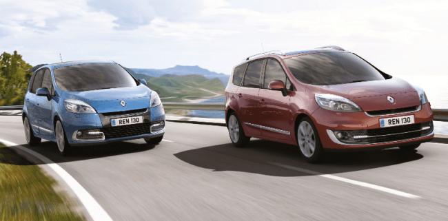 Renault Scenic 2012: Mejoras mecánicas y estéticas
