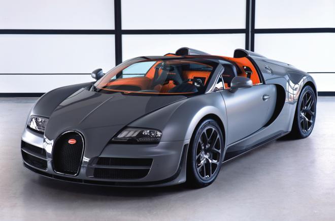 Información e imágenes del Bugatti Veyron Grand Sport Vitesse