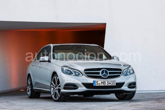 La tecnología del nuevo Mercedes Clase E