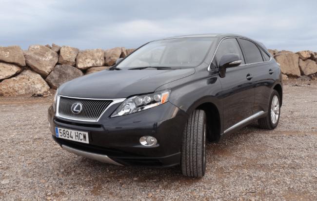 Un SUV respetuoso con el medio y con el bolsillo: Prueba Lexus RX 450h (Parte I)