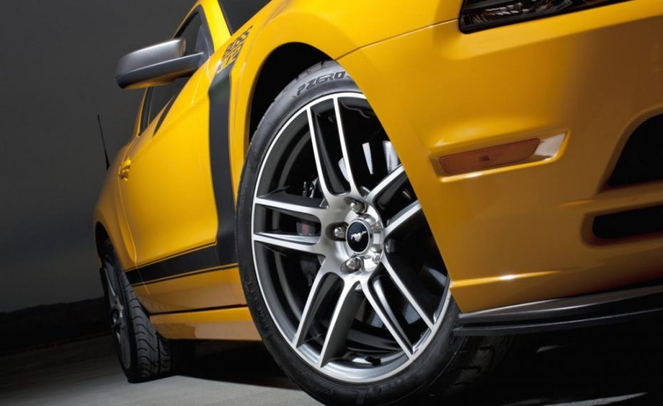 El Ford Mustang Boss 302 está de vuelta