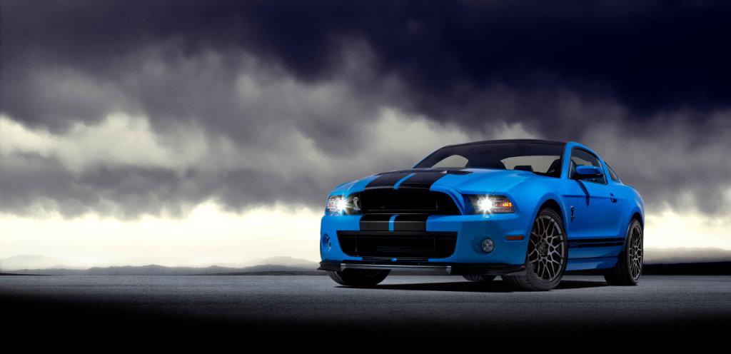 Nuevo Ford Shelby GT500, potencia americana