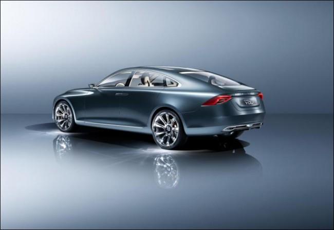El lujoso concepto de Volvo
