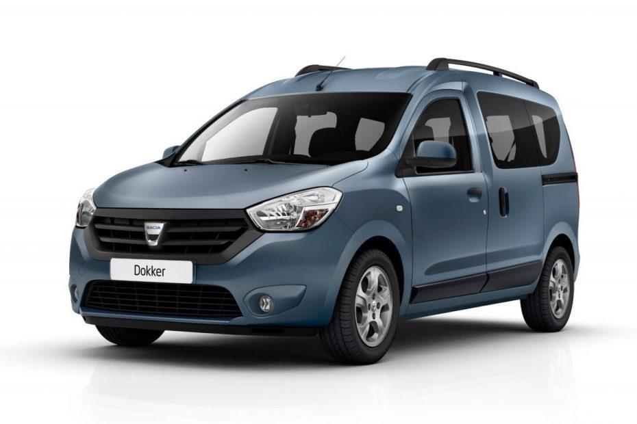 Dokker, la Kangoo de Dacia