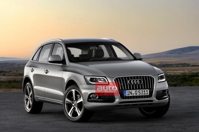 Así es el aspecto final del nuevo Audi Q5