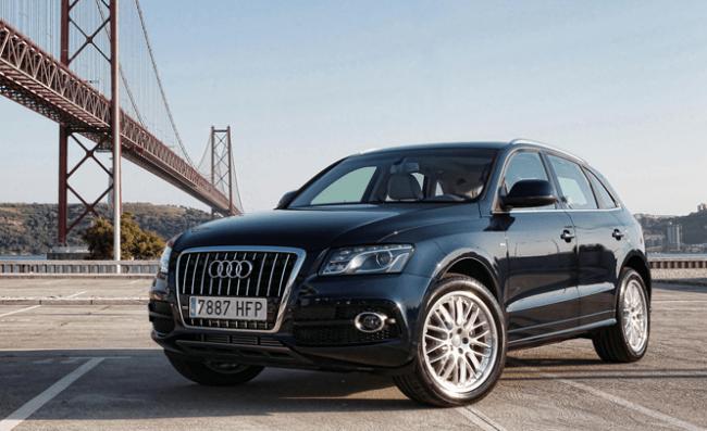 El nuevo Audi Q5 viene pisando fuerte
