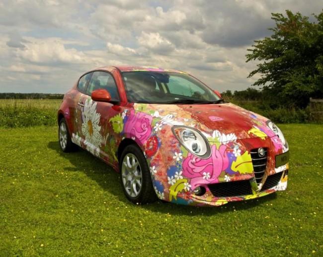 El cuadro perfecto se llama Alfa Romeo