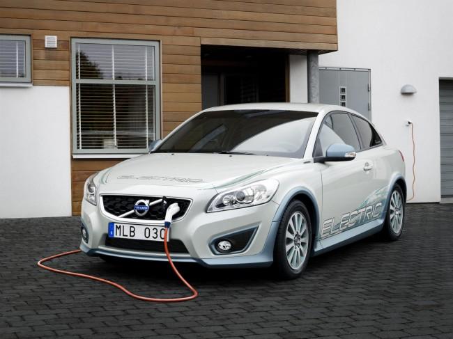 Volvo desarrolla Extensores de Rango para sus eléctricos